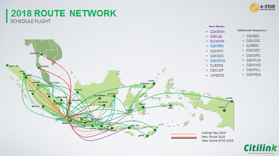Case Study: Driving fuel efficiency at Citilink